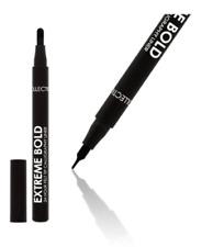 COLLECTION Extreme Bold Eyeliner 24h Felt Tip Calligraphy Liner Pen BLACK