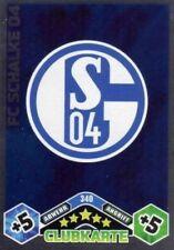 MATCH ATTAX Bundes Liga 2010 2011 - FC SCHALKE 04 - CLUBKARTE # 340, S04, NEU