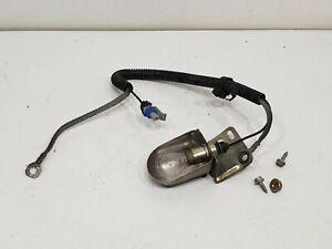 1998-2004 BRAVADA CHEVY S10 BLAZER GMC JIMMY SONOMA HOOD LAMP light