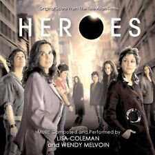 Heroes -Original TV Soundtrack by Lisa Colman & Wendy Melvin (Out of Print)