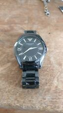 emporio armani mens watch pkarm2009 ceramic