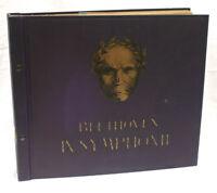 ORIGINAL WERK-ALBUM FÜR 7 SCHELLACKPLATTEN 30 CM, Beethoven 9. Symphonie  AL077