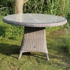 runde gartentische aus aluminium mit bis zu 6 sitzpl tzen g nstig kaufen ebay. Black Bedroom Furniture Sets. Home Design Ideas