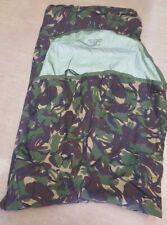 Genuine British Army Gore-Tex Bivi / Bivvy Bag Woodland Camo DPM Grade 1