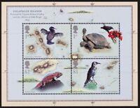 GR BRITAIN 2009 Scott#2626, MS2904 Galapagos Island. Mini-Sheet, S/S Mint NH