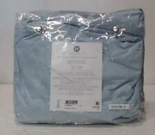 NEW OPEN PACKAGE Hotel Collection 700 TC 4pc Sheet Set King Blue $310