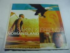 DJ Sakin & Friends - NoMansLand (David's Song) - Import Copy -
