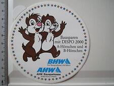 Adesivo sticker BHW AHW (3978)