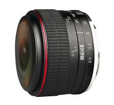 Meike MK-6,5mm-F/2.0 Fisheye-Objektiv multicoated für Micro 4/3 Olymp. Panasonic