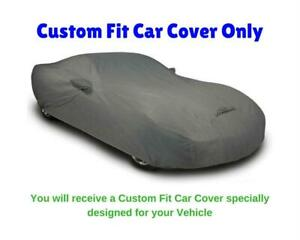 Car Cover Triguard For Rolls Royce Silver Wraith Coverking Custom Fit