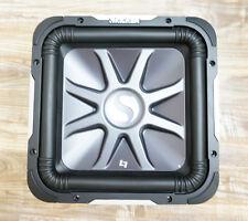 """KICKER S12L7 Car Audio 12"""" Subwoofer DVC 2-Ohm 1,500W Sub 11-S12L7-2 L7 New"""