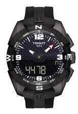 NEW Tissot T-Touch Expert Solar Black Dial Men's Watch T0914204705701