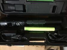 MII Flashcam Tactical Flashlight Video Camera and Recorder with Night Vision Mod