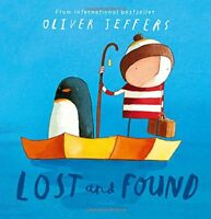 Lost and Found,Oliver Jeffers