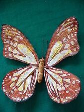Butterfly Frigo Calamita 110MM apertura alare Nuovo di Zecca