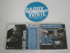 BARRY WHITE/STAYING POWER(PRIVATE MUSIC-BMG 01005 82185 2) CD ALBUM