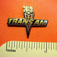 , tie tac , lapel pin , hatpinGift Boxed 1969 - 1992 69 -92 Trans Am - hat pin
