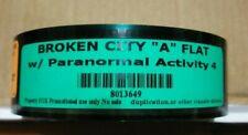"Broken City""A"" Flat w/ Paranormal Activity 4"
