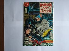 Batman 10 nights of the Beast #420 1988 great condition