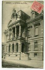 CPA - Carte Postale - Belgique - Ciney - L'Hôtel de Ville - 1919 (SVM13811)