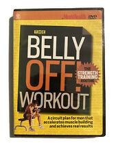 Mens Health: The Belly Off Workout - The Strength Training Routine (DVD, 2010)