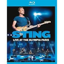 STING LIVE AT THE OLYMPIA PARIS BLU-RAY ALL REGIONS NEW