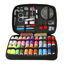 Mini Sewing Kit with Carrying Case Box For Home Travel Adults Emergency Use