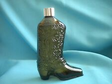 Leather Boot - Avon After Shave Collectible Bottle With Lotion