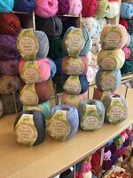 100g Stylecraft Naturals Bamboo and Cotton D/K Wool/Yarn Knitting/Crochet