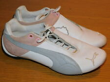 CHAUSSURE BASKET 300428-23 PUMA taille EUR 37 UK 4 US 5 23cm CUIR leather LEDER
