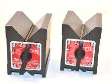 """Pr NEW Eclipse E935MP Magnetic V Blocks 3.15""""  x 2.75""""  x 3.75  $1391 USD EB0.05"""