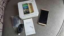 "Pristine Unlocked 5"" HTC One M8 4G LTE Smartphone Android 32GB Phone Gold"