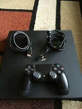 Sony PlayStation 4 PS4 Pro 1TB 4K Console - Black