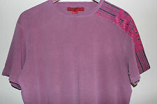 Mens French Connection 'FCUK' T-Shirt Tee Cotton Red Size M