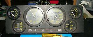 Volvo R-Sport, Rallye, GT Instrument Cluster RESTORATION SERVICE 1967-1980