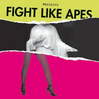 Fight Like Apes : The Body of Christ and the Legs of Tina Turner CD (2011)