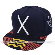 Punk Mens Womens Baseball Cap Adjustable Snapback Sport Hip-Hop Hat Unisex PW