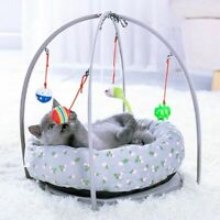 Portable Pet Cat Toys Funny Cat Tent Toys Mobile Activity Pets Play Bed Toys Cat