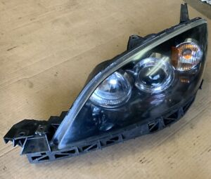 ✅⭐️ 2004-2009 MAZDA 3 HATCH ONLY LEFT DRIVER HEADLIGHT HEAD LIGHT LAMP HID XENON