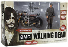 WALKING DEAD - Daryl with Custom Bike Deluxe Action Figure Boxed Set (McFarlane)