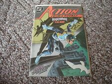 ACTION COMICS # 613 (Weekly 1988, DC Comics) VF/NM