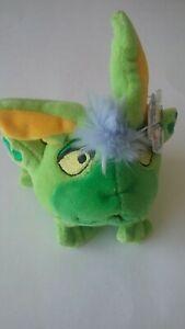 Neopets Mortog Petpet Plush Doll