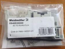 Weidmüller Tragschienen-Outlet IE-TO-RJ45-FJ-A # 8946930000