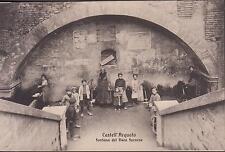 Castell'Arquato, Piacenza, Fontana del Duca Farnese, non viaggiata.