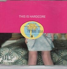 (DY69) This Is Hardcore, Pulp - 1998 CD