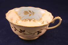 Antique Gilded P & B Limoges Cup