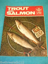 TROUT AND SALMON - CHANGING GRILSE - JULY 1977