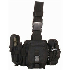 CONDOR MOLLE GP Tactical Utility Drop Leg Rig Pouches ma25-002 BLACK