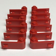 1 x Lego Duplo Furniture Shelf Red 2x2x6 Wardrobe Door Column Gate Frame Bracket