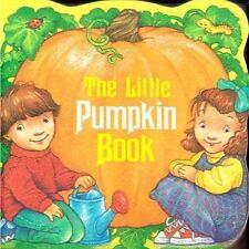 The Little Pumpkin Book (A Chunky Book(R))